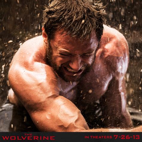 The Wolverine, Wolverine, Hugh Jackman