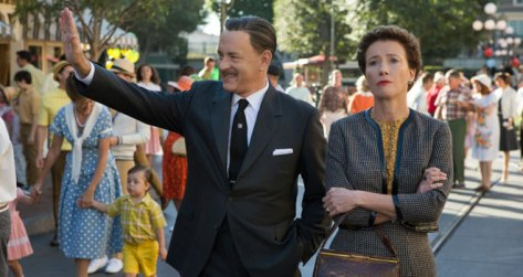 Walt Disney, P.L. Travers, Disneyland, Tom Hanks, Emma Thompson, Saving Mr. Banks