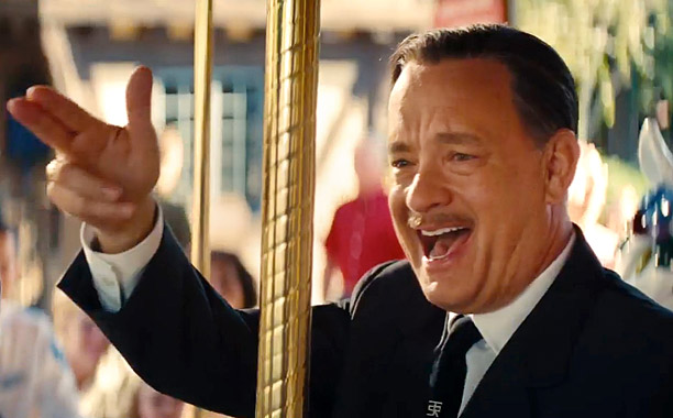 Tom Hanks, Walt Disney, Saving Mr. Banks