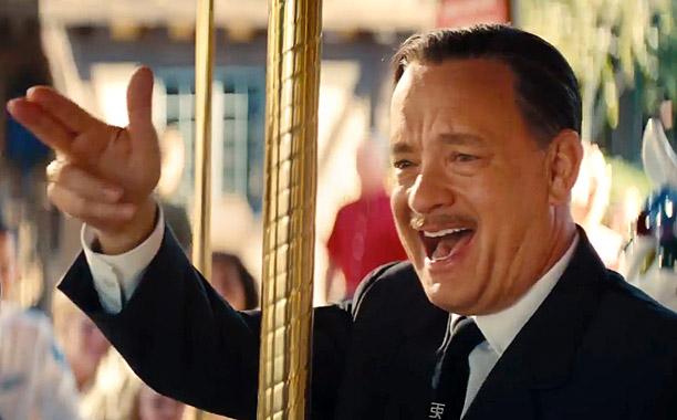 Tom Hanks, Walt Disney, Saving Mr. Banks