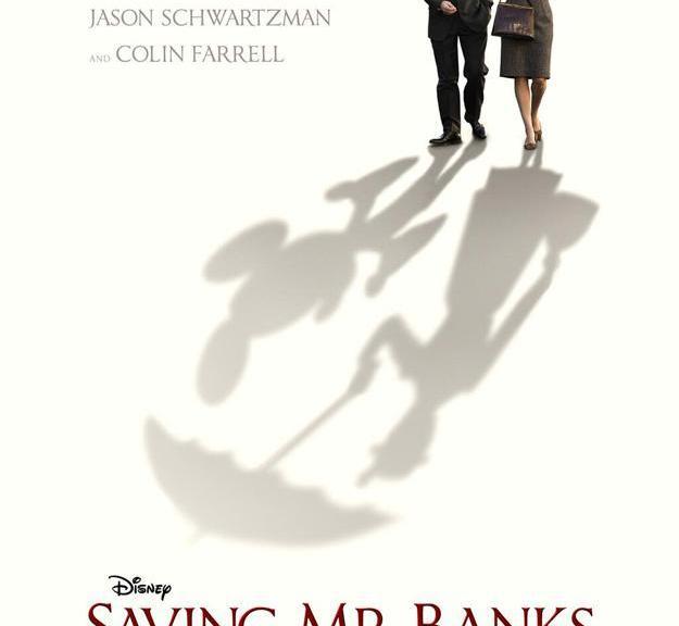 Saving Mr. Banks, Walt Disney, Tom Hanks, Emma Thompson