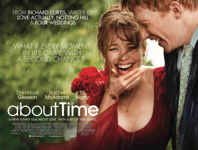 Trailer Time: About Time (2013)