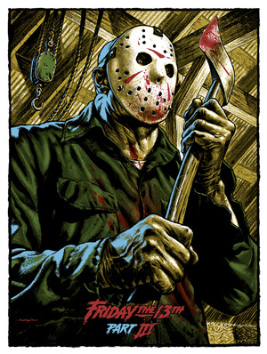 Jason, Friday the 13th, Mondo