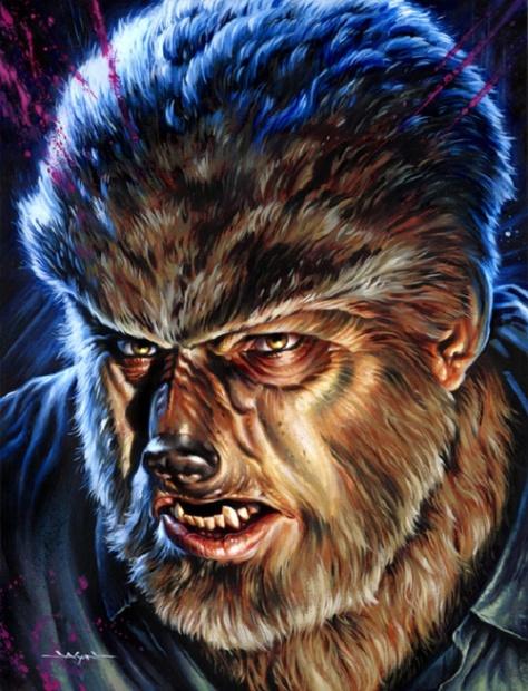 Wolfman, Mondo