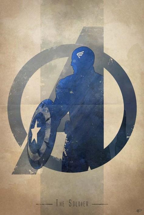 Chris Evans, Captain America, Avengers