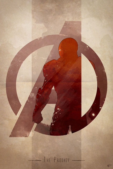 Iron Man, Robert Downey Jr., Avengers