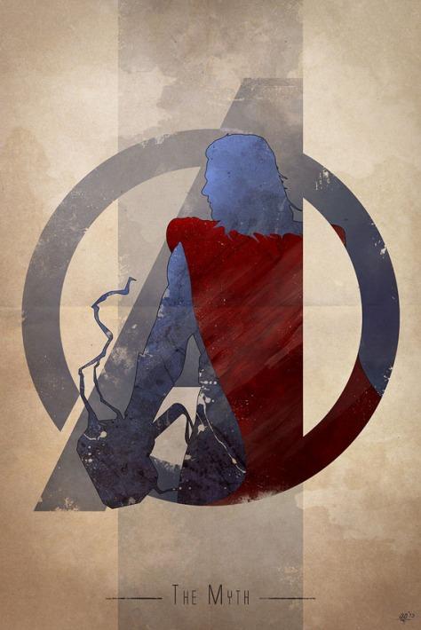Thor, Chris Hemsworth, Avengers