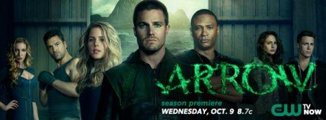 Arrow, Green Arrow, Arrow Season 2