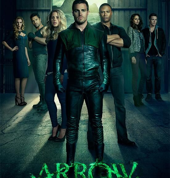 Arrow, Green Arrow, Arrow Season 2