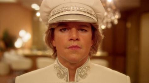Matt Damon, Liberace Behind the Candelabra