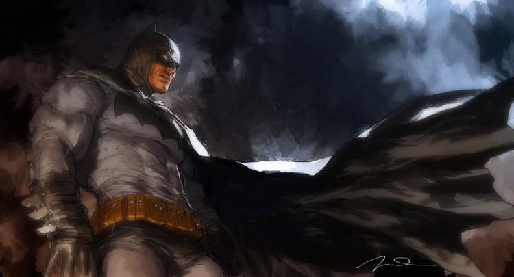 Batman, The Dark Knight Returns