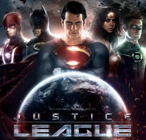 Justice League, Superman, Batman, Green Lantern, Wonder Woman, Flash