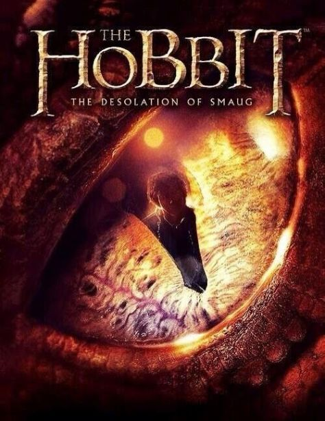 The Hobbit, The Hobbit The Desolation of Smaug, Smaug, Bilbo Baggins