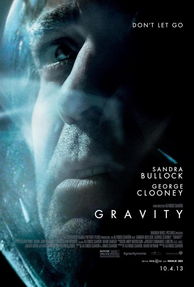 Trailer Time: Gravity Trailer #3 (2013)
