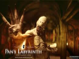 Pan's Labyrinth, The Pale Man, Guillermo Del Toro