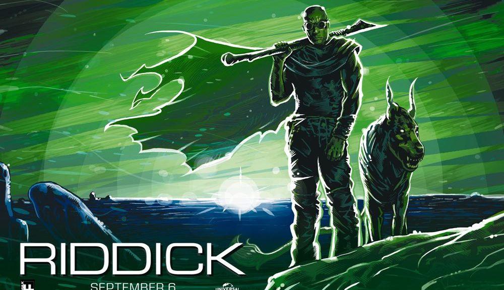 Riddick, IMAX, Vin Diesel