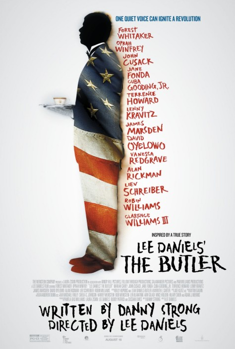 Lee Daniels's The Butler, Forrest Whitaker, Lee Daniels
