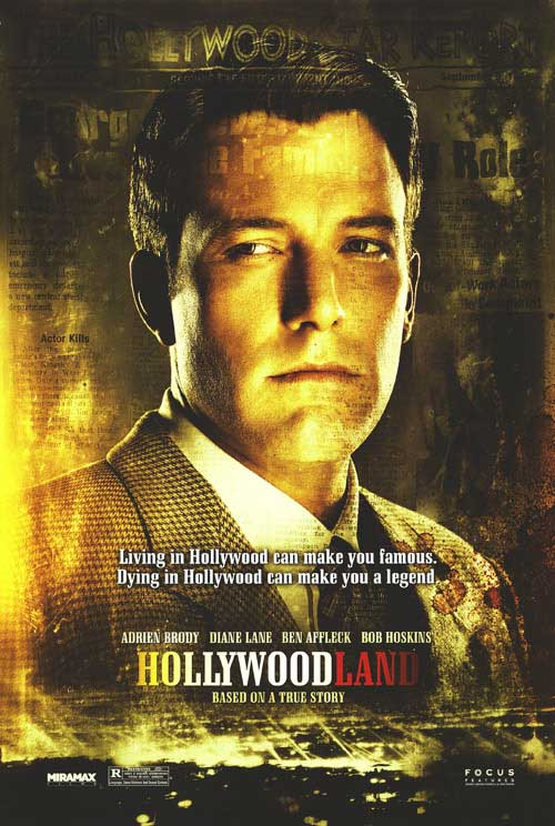 Hollywoodland, George Reeves, Ben Affleck