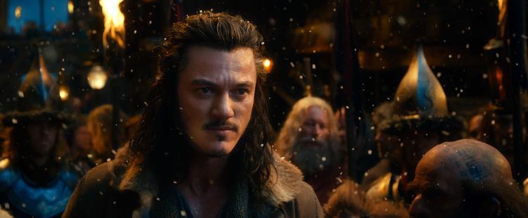 Luke Evans, Bard the Bowman, The Hobbit the Desolation of Smaug