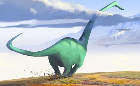 Pixar, The Good Dinosaur