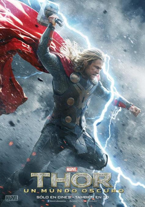 Thor 2, Thor The Dark World, Chris Hemsworth, Thor