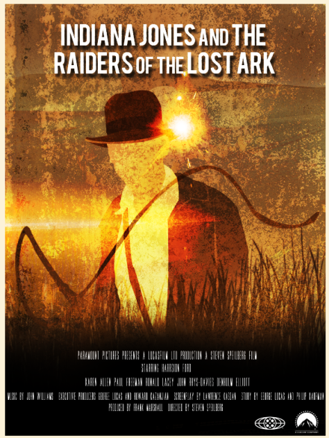 Raiders of the Lost Ark, Indiana Jones