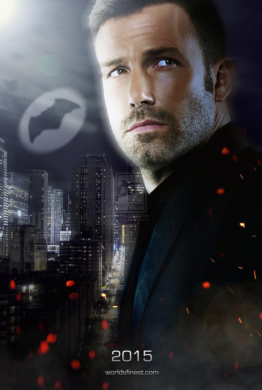Ben Affleck as Batman ...