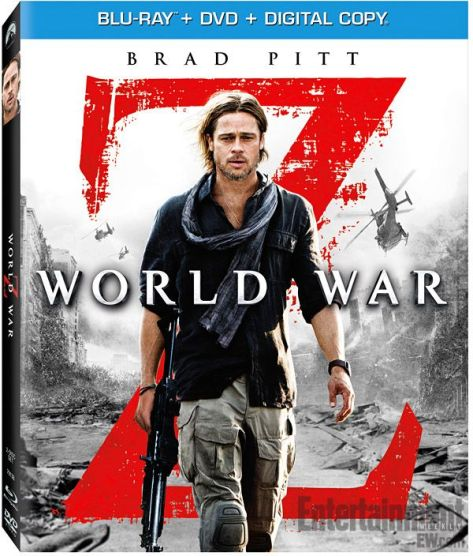 Brad Pitt, World War Z, Marc Forster