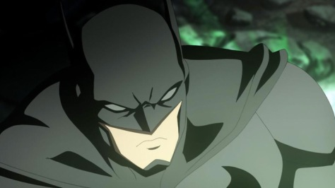 Justice League War, Batman