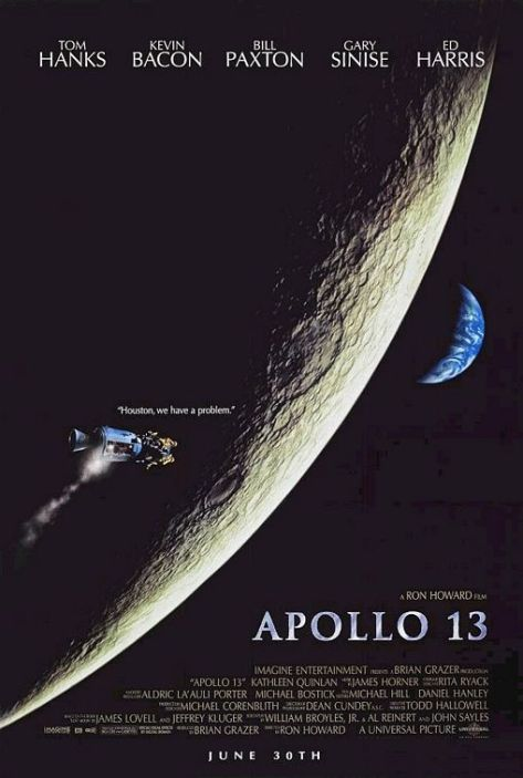 Apollo 13, Ron Howard, Tom Hanks