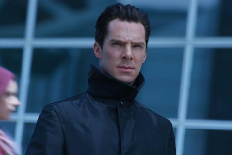 Benedict Cumberbatch, Star Trek Into Darkness