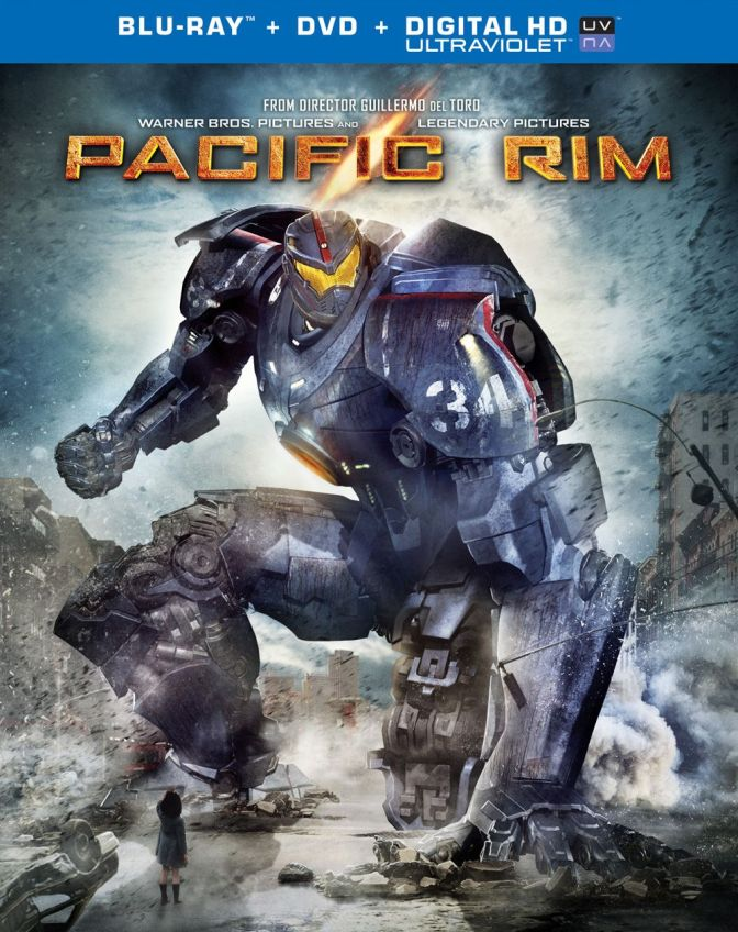 Pacific Rim Blu Ray/DVD Release Date and Details