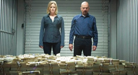 AMC Breaking Bad, Walter White, Jesse Pinkman, Aaron Paul, Walter White. Skylar White, Anna Gunn