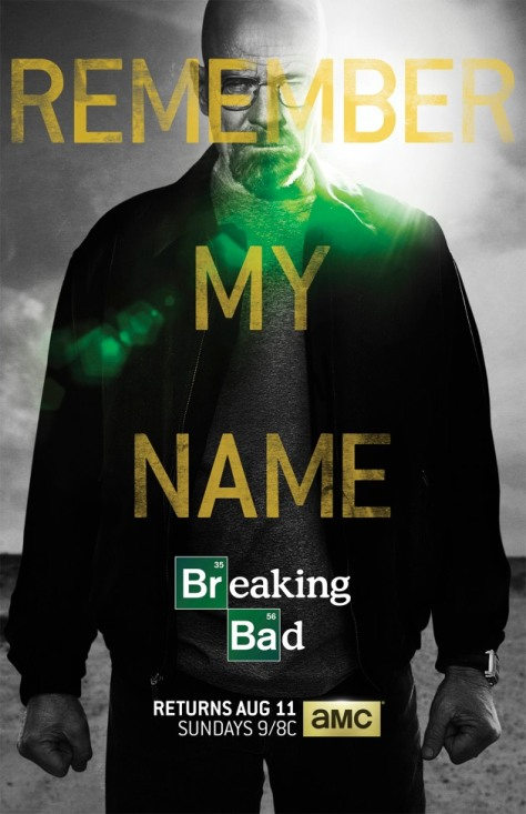 Breaking Bad, Walter White, Bryan Cranston