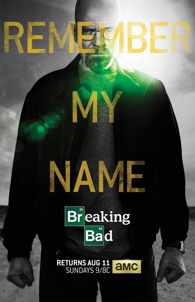 Breaking Bad, Walter White, Bryan Cranston