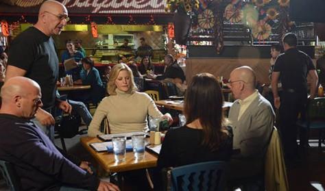 AMC Breaking Bad, Walter White, Jesse Pinkman, Aaron Paul, Walter White, Skylar White, Anna Gunn, Dean Norris, Betsy Brandt, Hank Schraeder, Marie Schaeder