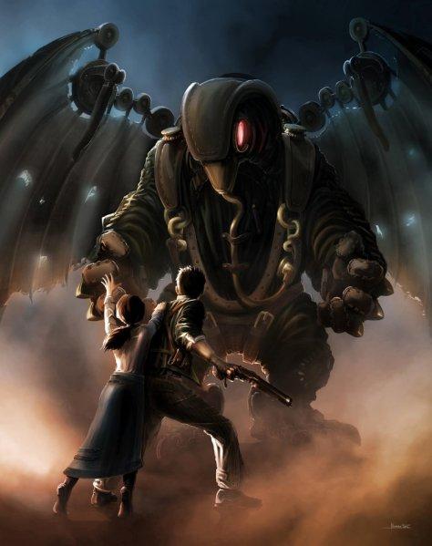 Bioshock Infinite, Songbird
