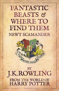 JK Rowling, Harry Potter, Fantastic Beasts and Where to Find Them