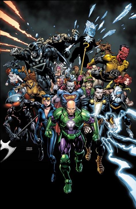 DC Comics, Forever Evil