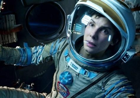 Gravity, Sandra Bullock