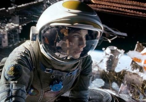 Gravity, Sandra Bullock, Alfonso Cuaron