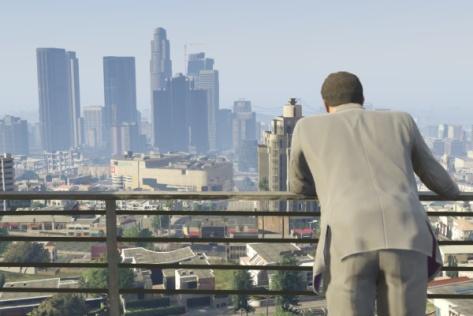 Rockstar, Grand Theft Auto V