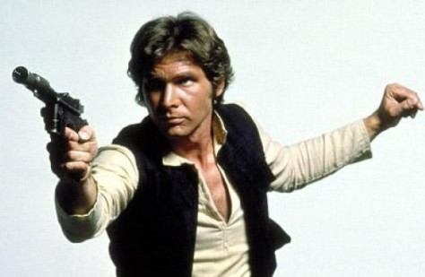 Han Solo, Harrison Ford, Star Wars