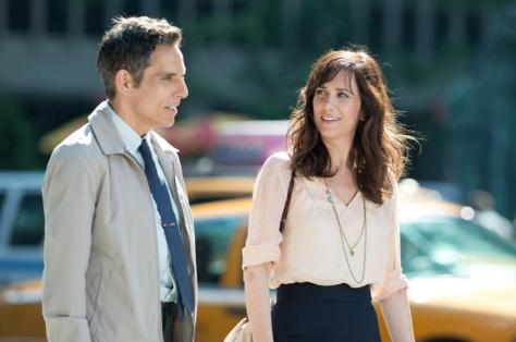 The Secret Life of Walter Mitty, Ben Stiller, Kristen Wiig