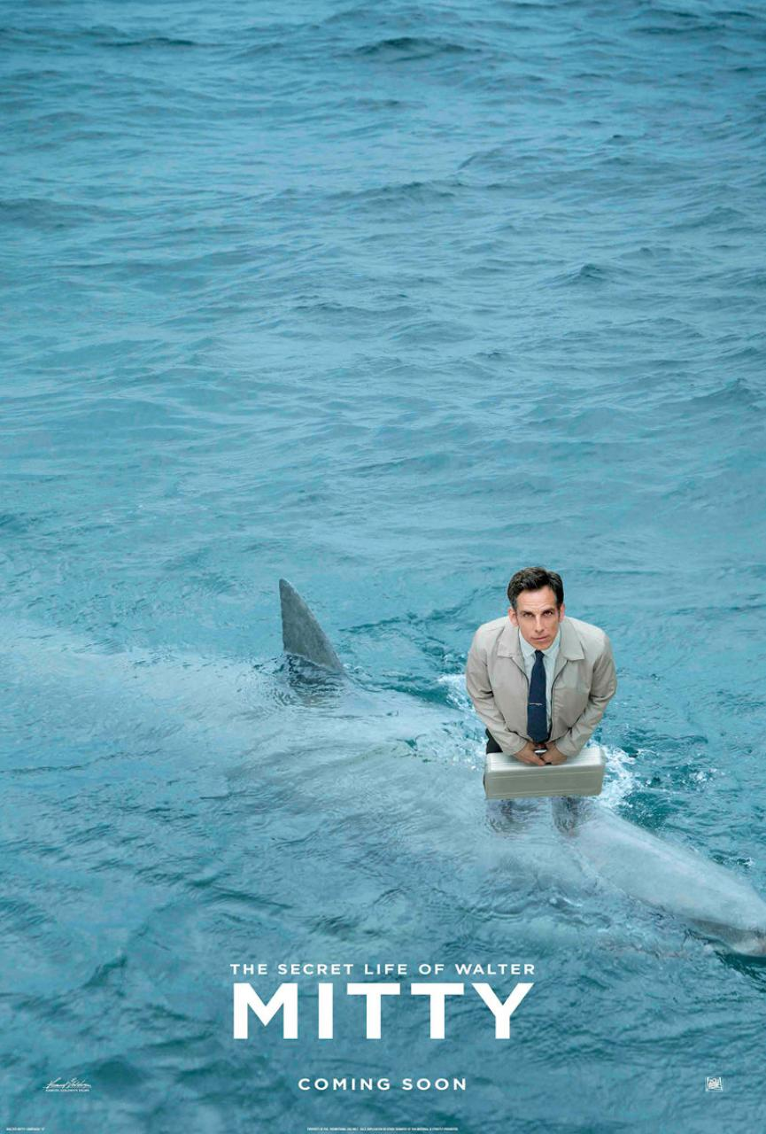 The Secret Life Of Walter Mitty 2013 Dan The Man S Movie Reviews
