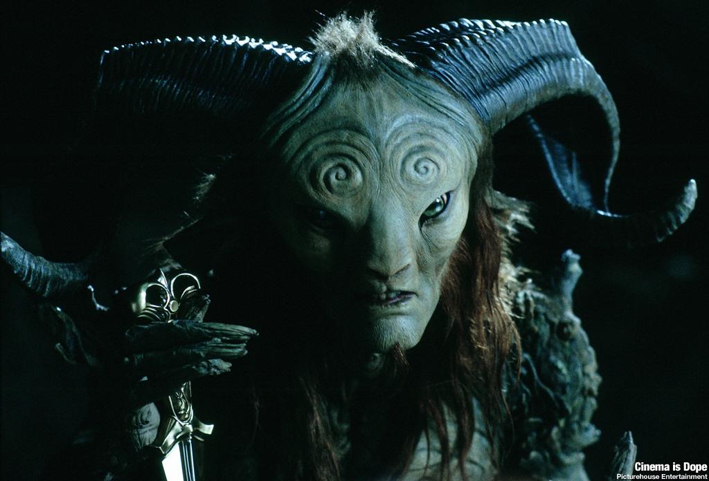Pan's Labyrinth, Guillermo del Toro