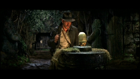 Raiders of the Lost Ark, Indiana Jones, Harrison Ford