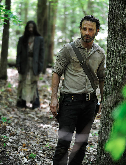The Walking Dead Season Four Photo Gallery, Plot Details, and First Four Episode Descriptions