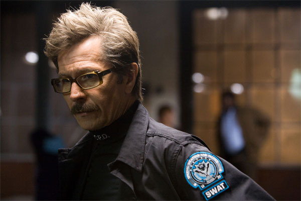 Gary Oldman, Commissioner Gordon, The Dark Knight