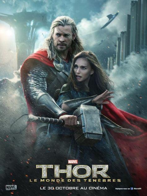 Thor 2, Thor The Dark World, Thor, Chris Hemsworth, Natalie Portman